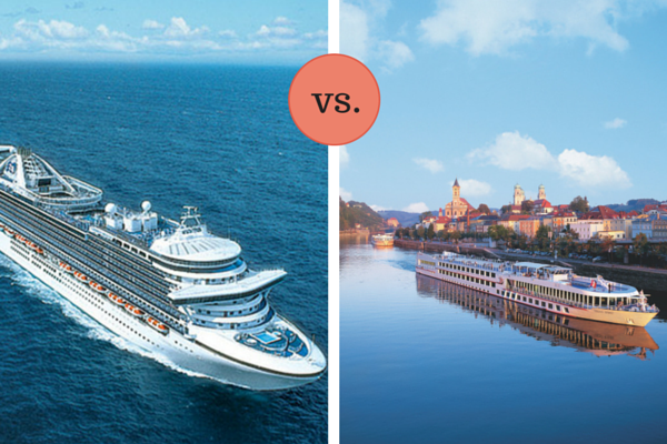 25 Differences Between River & Ocean Cruises